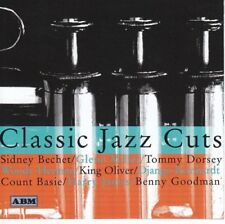 V/A : Classic Jazz Cuts (CD 2000) NEW!! BARGAIN!! 10 TRAX!! FREE!! UK 24HRPOST!!