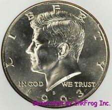Kennedy Half Dollar 1993-P Clad Brilliant Uncirculated BU