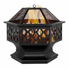New listing Segawe gsd-H02-1134 Fireplacer Hex Home Garden Backyard Firepit Bowl