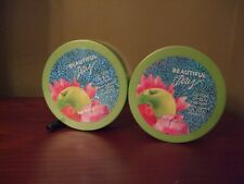 2 BATH & BODY WORKS ULTRA SHEA BODY BEAUTIFUL DAY -DISCONTINUED
