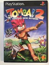 Tomba! 2 - Playstation - Replacement Case - No Game