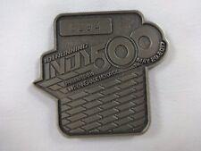 2017 Indianapolis 500 101st Running Silver Pit Badge Takuma Sato Andretti
