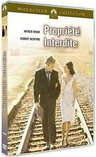THIS PROPERTY IS CONDEMNED (Robert Redford)  DVD - PAL Region 2 - New
