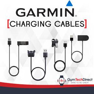 Garmin Charger USB Charging Cable Lead VivoActive, Vivosmart, Vivomove HR + more