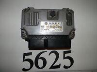 2013 2014 13 14 JETTA 2.0L GASOLINE COMPUTER BRAIN ENGINE CONTROL ECU ECM MODULE