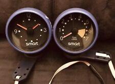 Smart Fortwo 450 MCC Zusatzinstrumente Uhr Drehzahlmesser Benziner 0,6 oder 0,7l