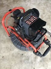 RIDGID COLOR COMPACT2 SEESNAKE VIDEO INSPECTION SEWER CAMERA CS6X 100'