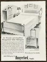 1974 Douglas Campbell Furniture Maker Denmark Maine Print