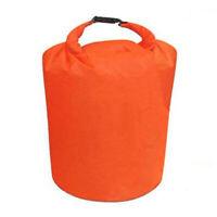 Kit impermeabile Dry Bag 40L per canoa galleggiante Campeggio Trekking Cano O6Z9