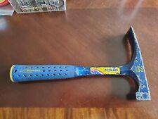 Estwing Bricklayer's/Mason's Hammer - 22 oz Masonary Tool