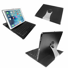"""360 Swivel Rotating Stand Case Folio Cover Bluetooth Keyboard For iPad Pro 12.9"""""""
