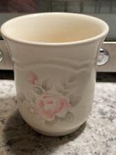 Pfaltzgraff For Aquetta Tea Rose Tumbler