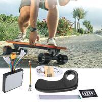 Dual Motors Electric Skateboard Longbaord Control ESC Substitute Kit + Remote