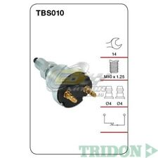 TRIDON STOP LIGHT SWITCH FOR Holden Gemini 03/81-12/84 1.8L(4FB1)SOHC 8V(Diesel)