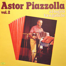 ASTOR PIAZZOLLA Vol 2 Allegro Tangabile ITA Press Joker SM 3998 1983 LP