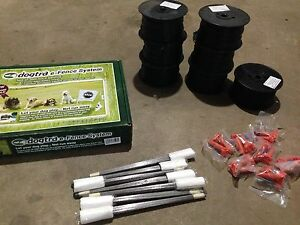 Dogtra Gold Rechargeable Containment System PLUS Premium Wire Boundary Kit