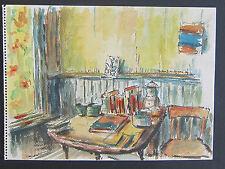 John F. Williams - Watercolor