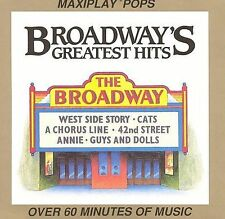 Broadway's Greatest Hits by Erich Kunzel