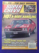 SUPER CHEVY - EFI 406 - June 2003 vol 32 #6