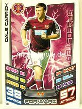 Match ATTAX 2012/13 SPL-Scottish Premier League - #086 Dale Carrick
