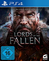 Lords of the Fallen -- Limited Edition (Sony PlayStation 4, 2014, DVD-Box)