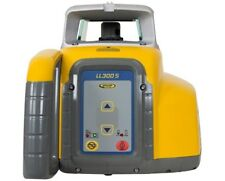 Spectra LL300S  Rotary Laser Level  Self Leveling , HL450  Receiver 2,600 Range