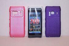 Para Nokia n8 en air funda trasera cubierta protectora hard cover funda ligeramente Z 90