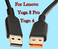 2m USB Data Charger Power Cable Lead For Lenovo Miix700 Miix 700 Tablet AU Stock
