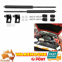 Vehicle Front Hood Bonnet Gas Struts lift support Rod For Ford MUSTANG x2PCS AU