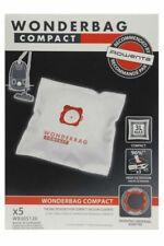 Rowenta WB305120 Set di 5 Sacchetti per Aspirapolvere - Bianchi