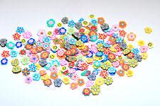 50 Nagelsticker Blumen Fingernägel Aufkleber Nagel Sticker Nail Art Nageldesign