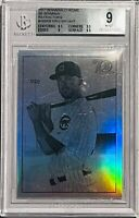 KRIS BRYANT 2017 BOWMAN CHROME REFRACTOR CARD #48 BGS GRADED MINT 9 CHICAGO CUBS