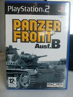 PlayStation 2   Panzer Front Ausf.B