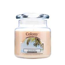 Colony Seashore Medium Candle Jar - 80 Hours Burn Time