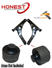 For FORD TRANSIT MK7 2006-2014 FRONT SUSPENSION WISHBONE ARM BUSHES ONLY X2