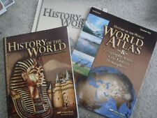 A Beka Book: 7th Grade History of the World Student Text and Teachers Keys