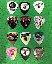 5 SECONDS OF SUMMER - Guitar Picks Set of 12