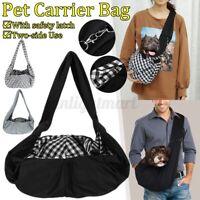 Pet Hunde Tragetasche Welpentasche Katze Haustier Rucksack Umhängetasche Tasche