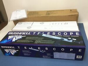 Bushnell Telescope Deep Space Series 420X Model 78-9512  NEW In Box!