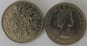 1937-1951 | George VI Two Shillings | Choose Your Year | Free Post + Discounts