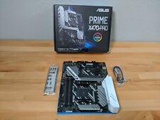 ASUS Prime X470-Pro Gaming AMD Ryzen 3rd Gen AM4 DDR4 ATX Gaming Motherboard
