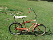 Red Derby Bicycle - Very Rare