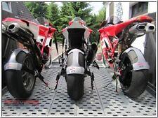 Road Bike Rear Wheel Tie Down System Tire Tyre Downs Strap Straps Motorbike