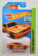 Hot Wheels 2009 Muscle '08 Dodge Challenger Srt8 roues variation