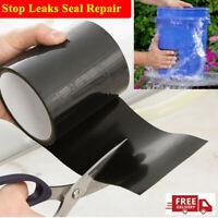 Waterproof Super Strong Repair Tape Stop Leaks Seal Tape Self Fiber Fixing Duct