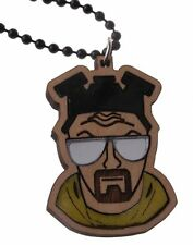 Bad Good Wood NYC Let's Cook Breaking Collection Necklace
