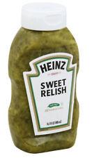 Heinz Sweet Relish. 16.5 Oz