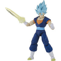"DRAGONBALL Dragon Stars Series 3 Kale SS Blue Vegetto 6.5"" BANDAI ACTION FIGURE"