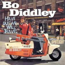 Bo Diddley - Have Guitar Will Travel / in the Spotlight [New CD]