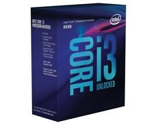 Intel i3 8100 BOX CPU, Prozessor, Quad Core, mit Lüfter, Coffee Lake LGA 1151